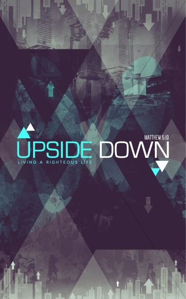 Upside Down Ministry Bulletin