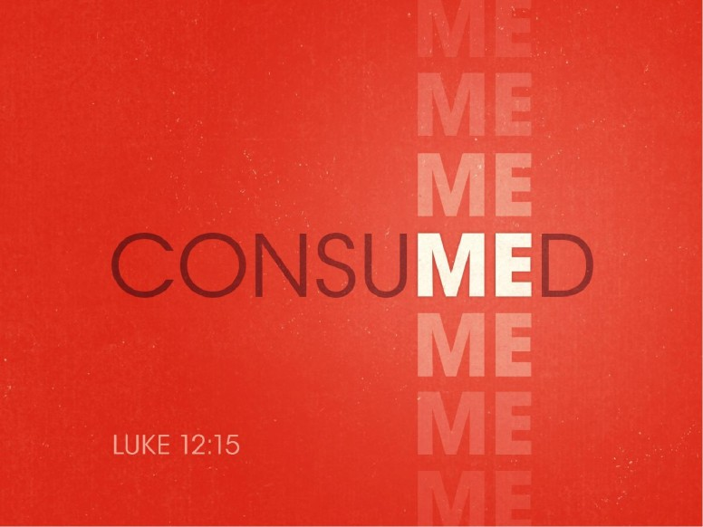 Consumed Christian Media PowerPoint