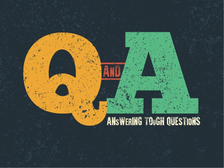 Q and A Time Christian PowerPoint
