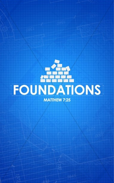 Foundations Ministry Bulletin