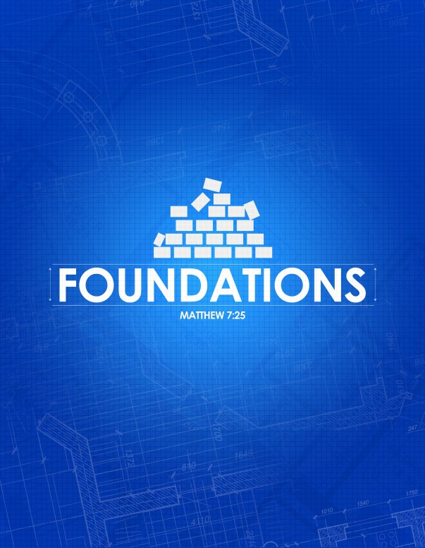 Foundations Ministry Flyer