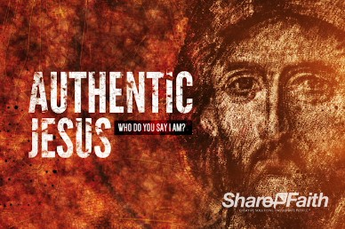 Authentic Jesus Christian Title Motion Video