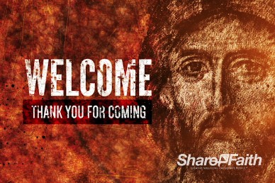 Authentic Jesus Christian Welcome Video