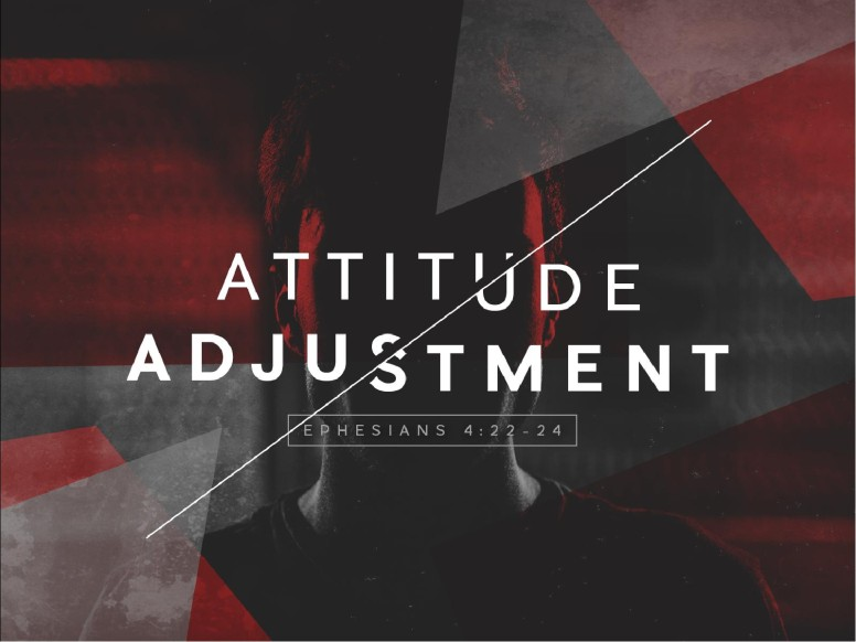 Attitude Adjustment Religious PowerPoint