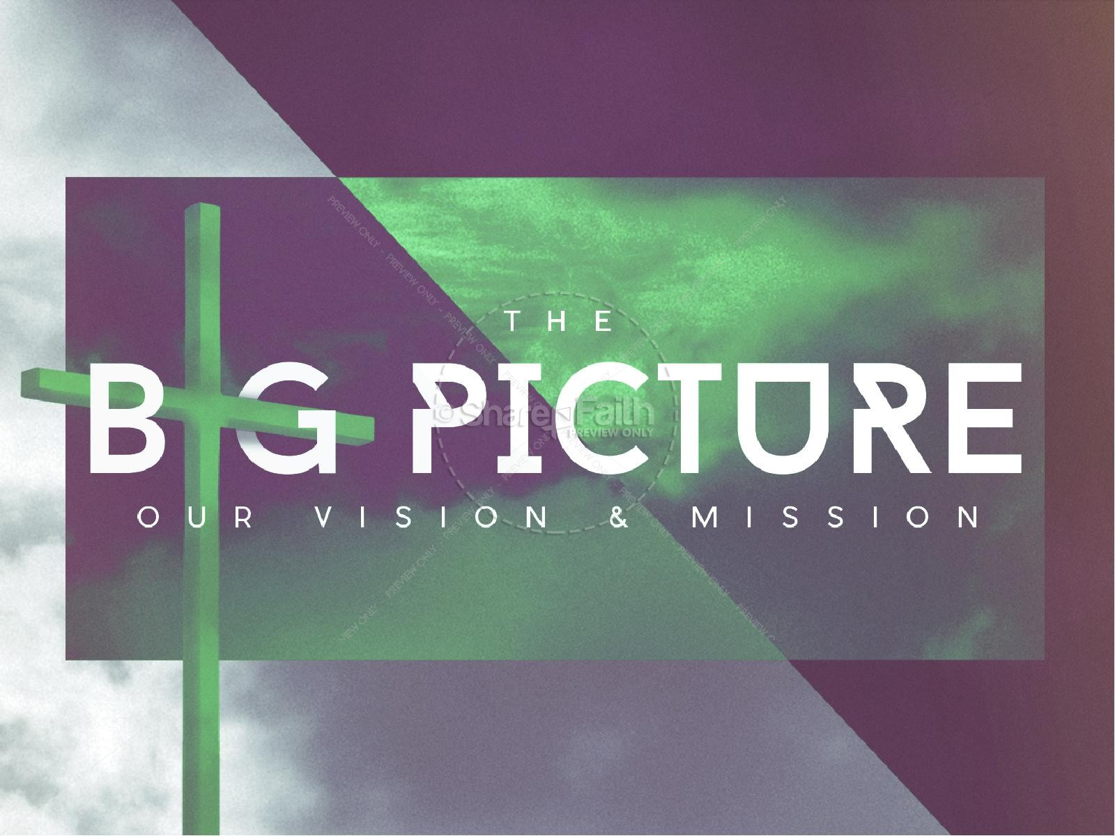 The Big Picture Missions Ministry PowerPoint