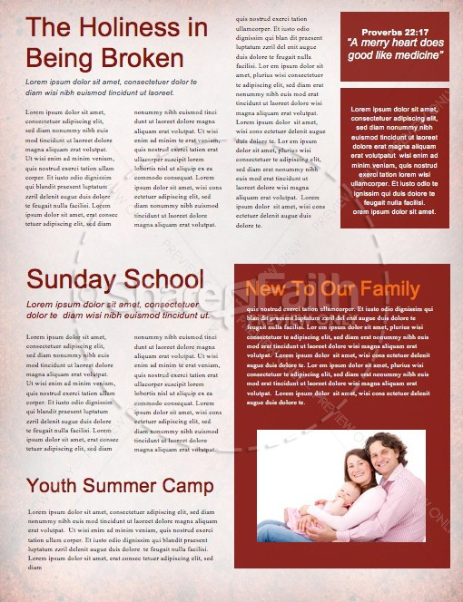 Authentic Jesus Christian Newsletter