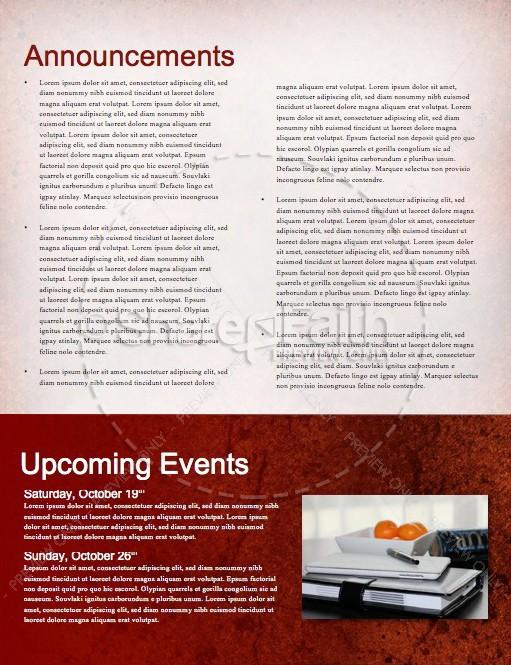 Authentic Jesus Christian Newsletter