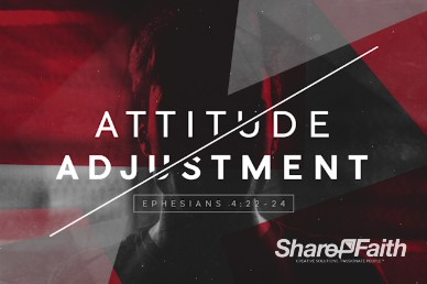Attitude Adjustment Religious Title Video