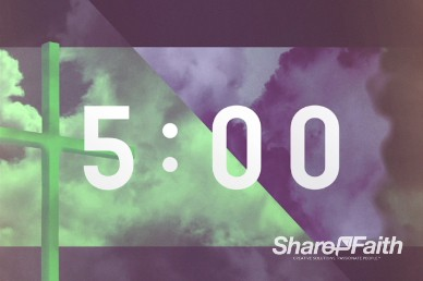 The Big Picture Missions Ministry Five Minute Countdown Timer Video