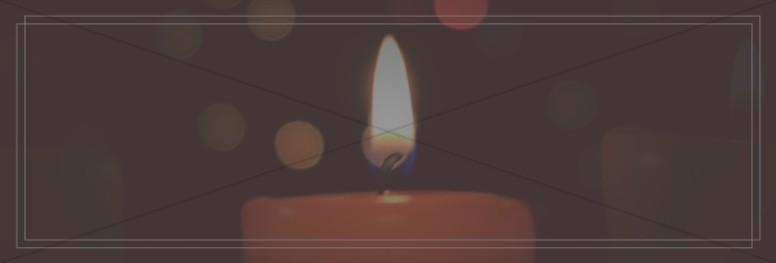 Christmas Eve Candlelight Service Ministry Web Banner