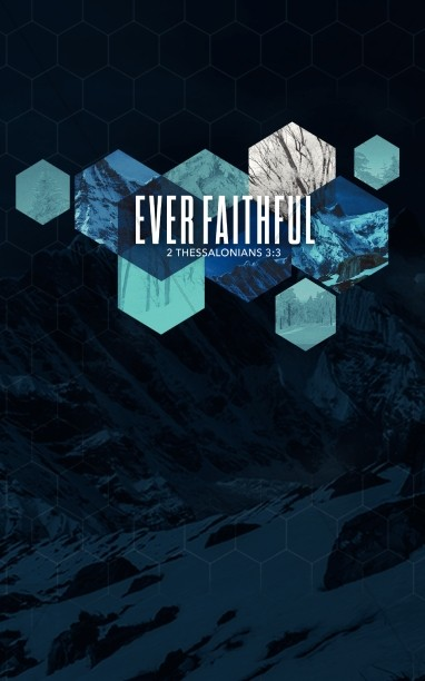 Ever Faithful Ministry Bulletin
