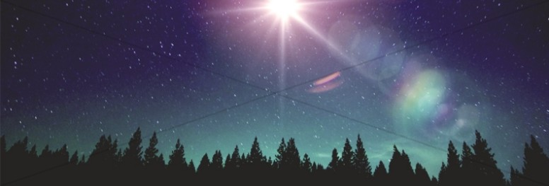 Merry Christmas Bright Star Ministry Web Banner