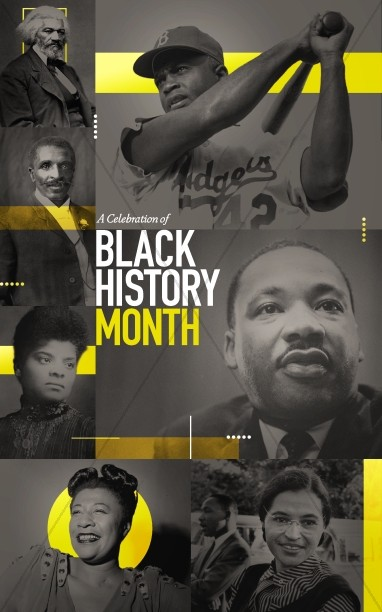Black History Celebration Church Bulletin