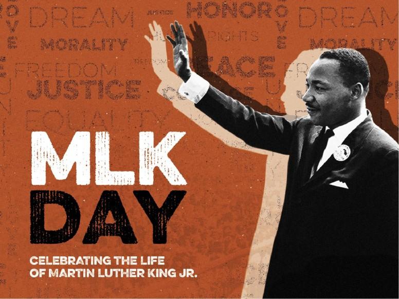 MLK Day Christian Church PowerPoint