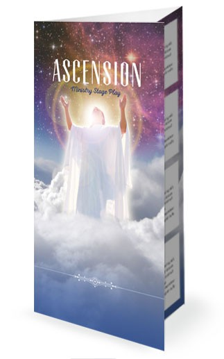 Ascension of Christ Church Trifold Bulletin