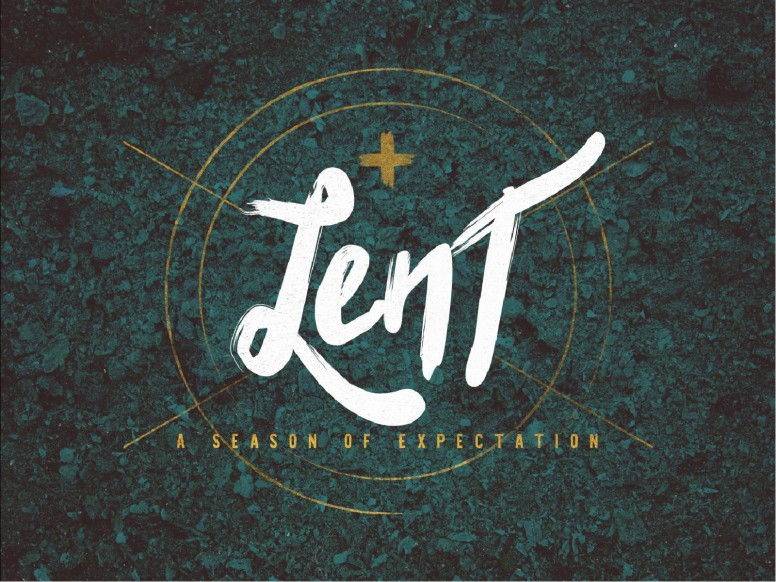 Lent and Expectation Christian Sermon PowerPoint