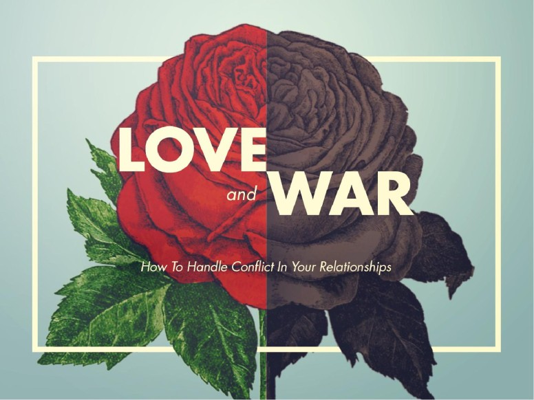 Love and War Christian Marriage Sermon PowerPoint