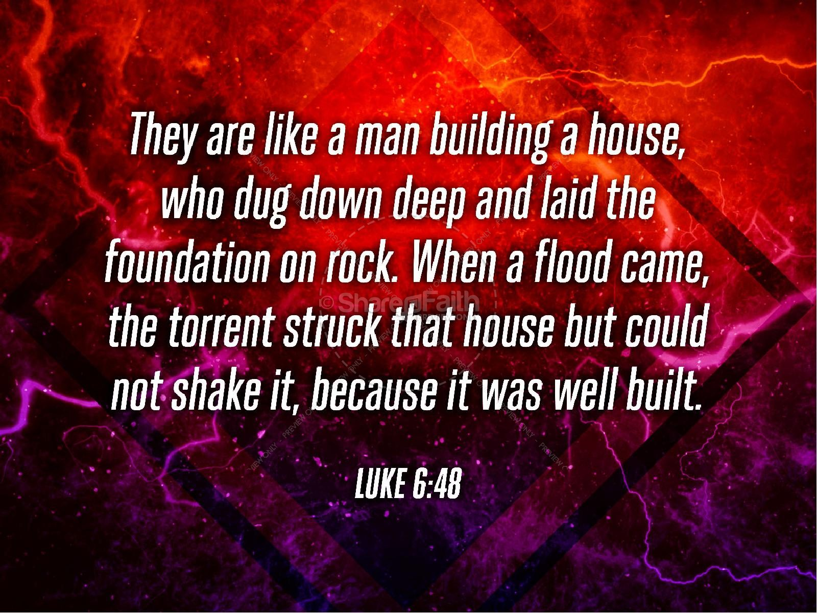 Standing in the Storms Sermon PowerPoint | slide 4