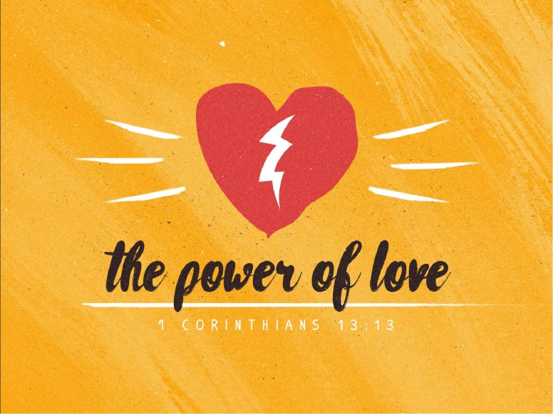 The Power of Love Valentine's Day Sermon PowerPoint