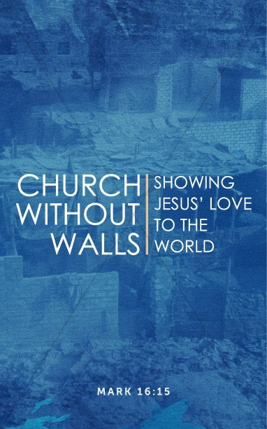 Church Without Walls Church Bulletin