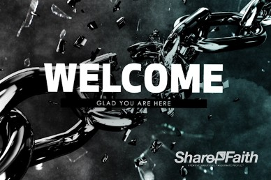 Unshackled Christian Welcome Video