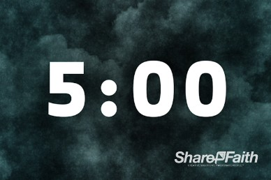 Unshackled Christian Countdown Timer Video
