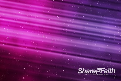Streak of Light Particle Worship Motion Background