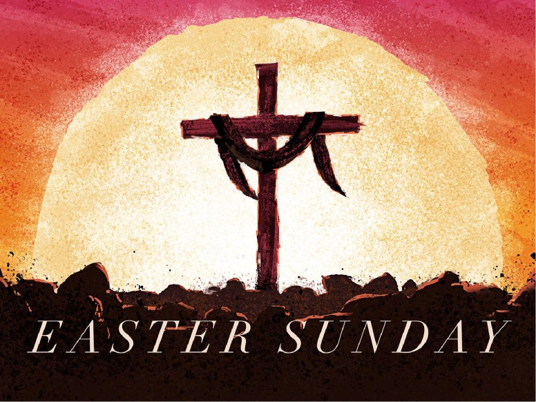Easter Sunday Resurrection Church PowerPoint