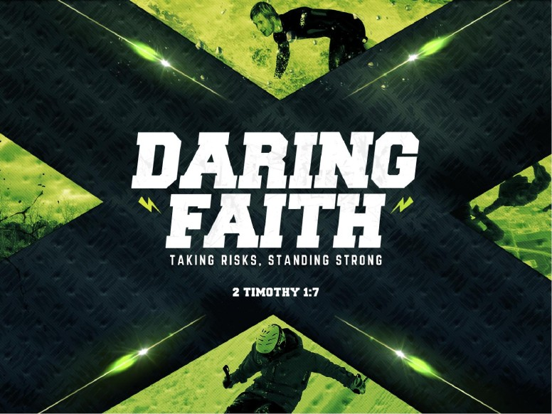 Daring Faith Christian PowerPoint