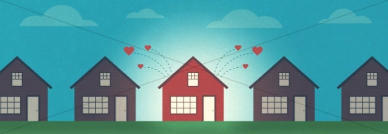 Love Your Neighbor Church Website Banner