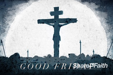 Good Friday Crucifixion Sermon Title Video