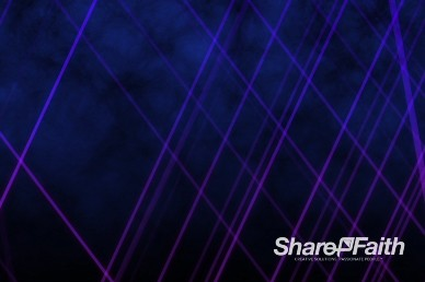 Purple Grid Line Worship Video Background