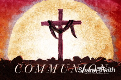 Easter Sunday Resurrection Church Communion Video