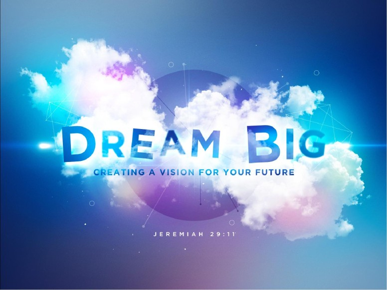 Dream Big Church PowerPoint