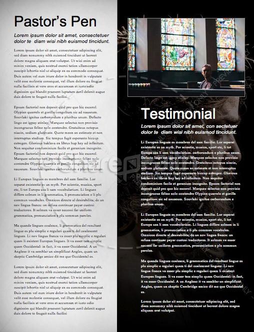 The Love of Jesus Easter Church Newsletter