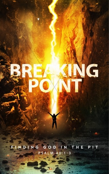 Breaking Point Church Sermon Bulletin