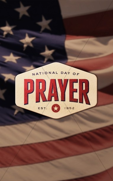 National Day of Prayer Sermon Bulletin
