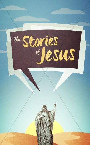 The Stories of Jesus Church Bulletin
