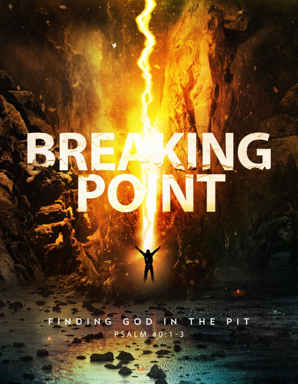 Breaking Point Church Flyer