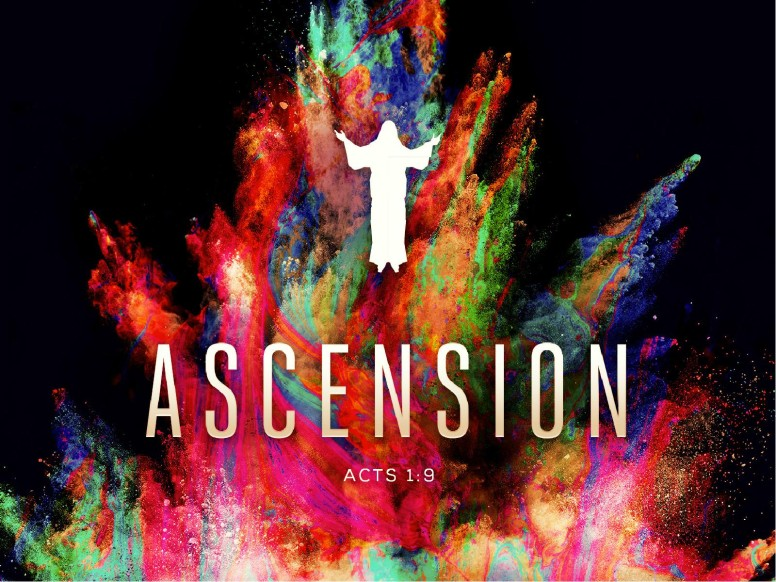 Ascension Church Sermon PowerPoint