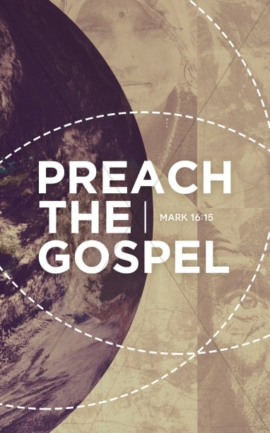 Preach the Gospel Missions Church Bulletin