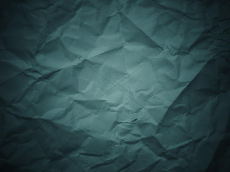 Dark Wrinkled Paper Church Worship Background
