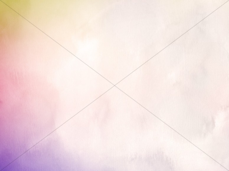 Soft Colored Light Church Worship Background