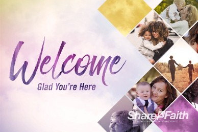 Celebrate Mother's Day Welcome Motion Loop