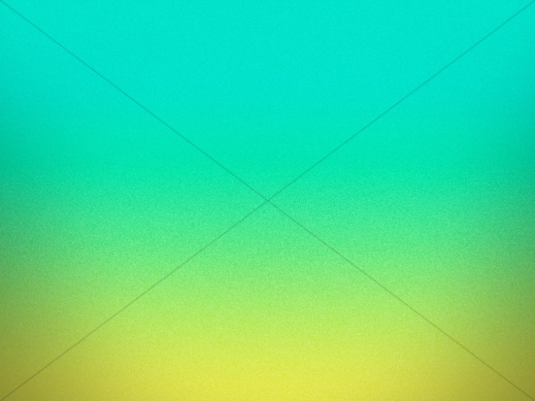 Blue and Yellow Gradient Worship Background