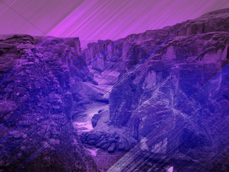 Purple Mountains Majesty Worship Background
