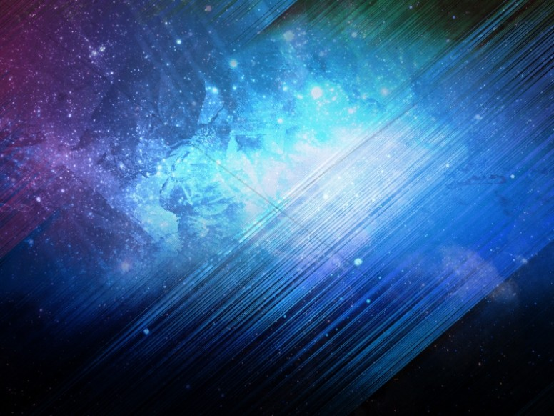 Galaxy Star Light Worship Background
