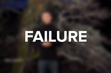 Failure: Hope Generation Sermon Mini Movie