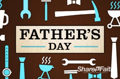 Father's Day Gadgets and Gear Intro Video Loop