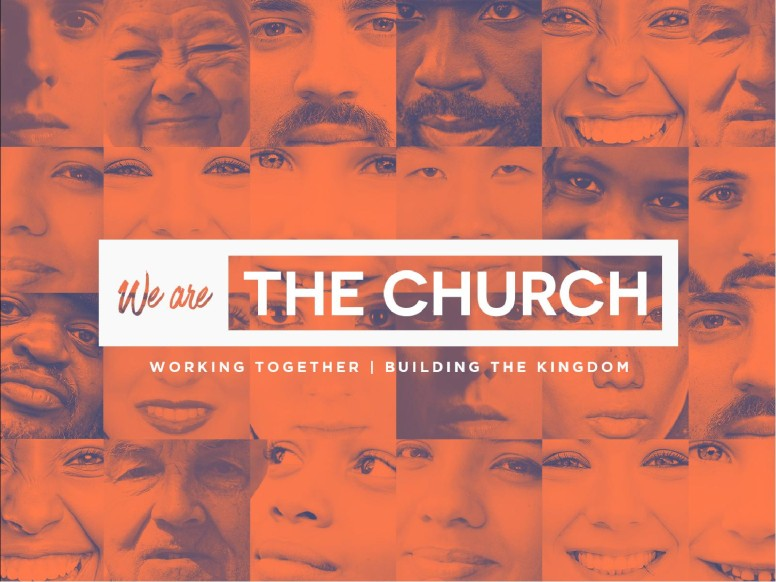 We Are the Church Sermon PowerPoint